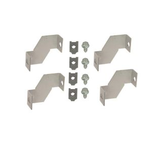 Sell 65-66 MUSTANG V8 3 ROW FAN SHROUD MOUNTING BRACKET SET motorcycle in Lawrenceville, Georgia, US, for US $19.88