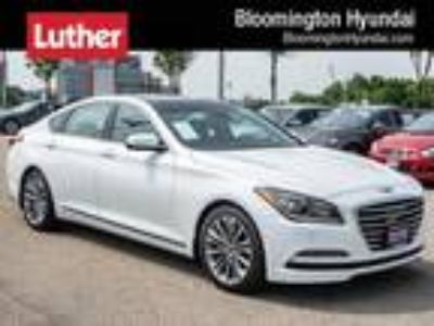 used 2016 Hyundai Genesis for sale.