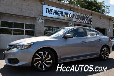 2016 Acura ILX 4dr Sdn w/Premium/A-SPEC Pkg (Slate Silver Metallic)