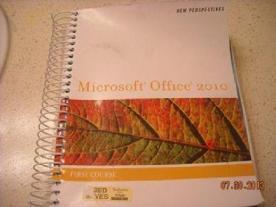 $40 OBO Microsoft Office 2010