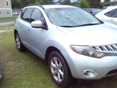 2009 Nissan Murano SL (Silver)