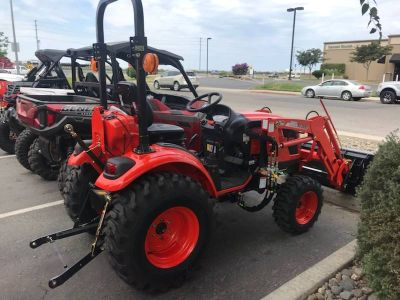 2019 KIOTI CK2510HB Tractors Lawn & Garden Elk Grove, CA