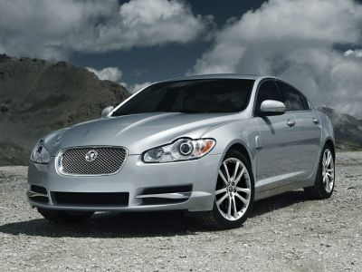 2010 Jaguar XF Supercharged (Liquid Silver)