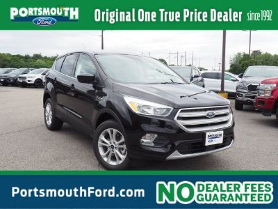 2019 Ford Escape (Agate Black Metallic)