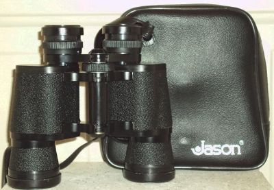 $45, Jason Empire Binoculars  Case
