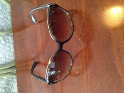 $125 Authentic Gently Used Gucci Sunglasses- Beautiful Bronze Color