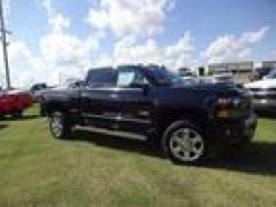 2018 Chevrolet Silverado 2500 Black