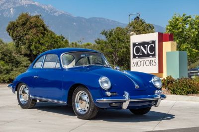 1965 Porsche 356 / 356C Numbers Matching Engine and Trans / Very Original
