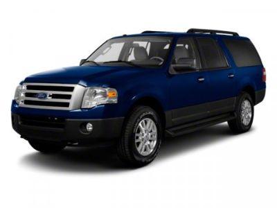 2012 Ford Expedition EL Eddie Bauer (Blue)