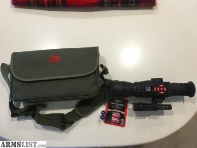 For Sale: ATN nightvision/infared $ REDUCED