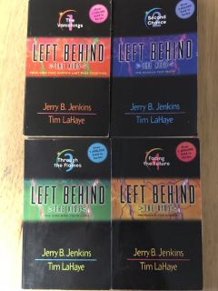 Left Behind The Kids Series Lot of 20 Jenkins LaHaye