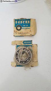 NOS HRB inner real wheel bearings 211.501.287