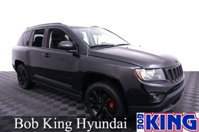 2015 Jeep Compass Sport (Black Clearcoat)