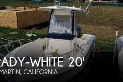 2000 Grady White 209 Escape