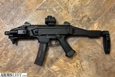 For Trade: CZ Scorpion EVO 3 S1 to trade for AK variants