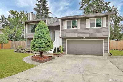 6606 163rd St Ct E Puyallup Three BR, Move in ready home at an