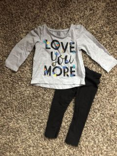 Falls Creek 12 month outfit