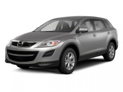 2012 Mazda CX-9 Grand Touring (Crystal White Pearl Mica)