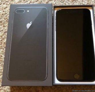 IPhone 8 Plus 256GB Factory Unlocked