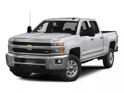 2015 Chevrolet RSX Work Truck (Tungsten Metallic)