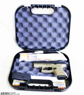 For Sale: GLock 42 Bi-tone (FDE)