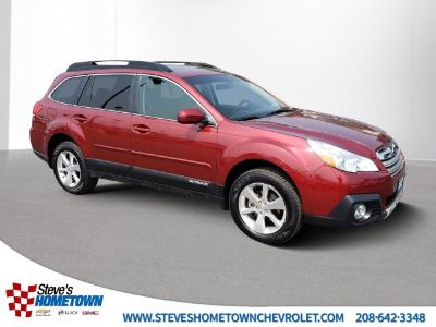2013 Subaru Outback 2.5i Limited (venetian red pearl)