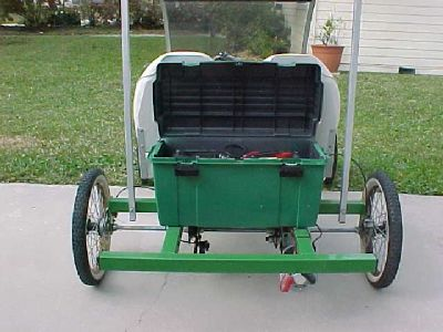 Golf Cart (Rhoades Car)