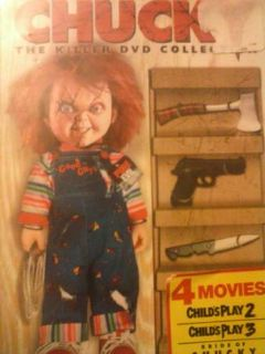 Chucky The killer Collection