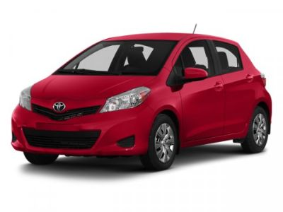 2014 Toyota Yaris 5-Door L ()