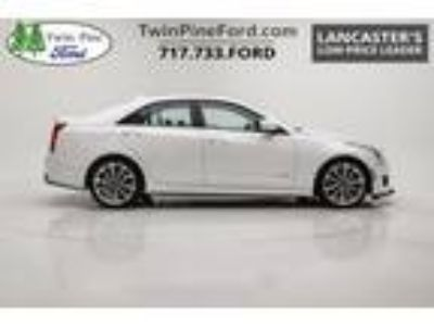 Used 2018 CADILLAC ATS-V Sedan For Sale