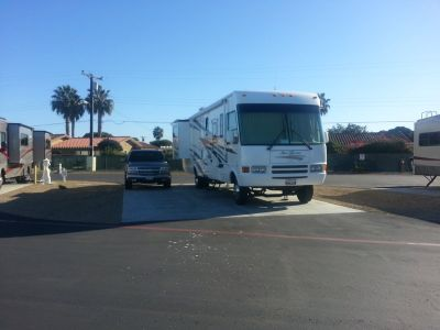 2006 National RV Sea Breeze 1350