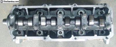 VW 1600 Turbo Diesel head. SOLID LIFTERS.