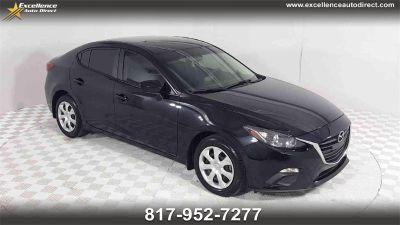 2016 Mazda Mazda3 (Jet Black)