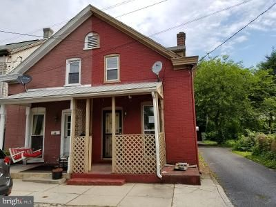 2 Bed 1 Bath Foreclosure Property in Carlisle, PA 17013 - Lincoln St