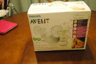 Phillips Avent Breast Pump FREE Carseat Medela Products etc.