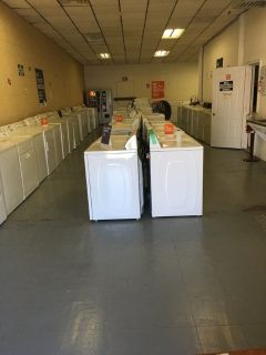 Affordable Washers and Dryers and More