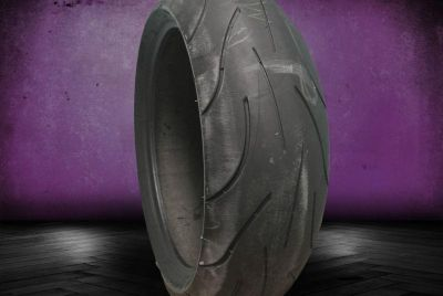 Buy Fine Used 190/50ZR17 Michelin Pilot Power 190/50/17 Rear Tire 2010 61955936 motorcycle in Hollywood, Florida, US, for US $83.50