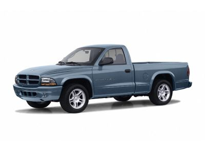 2004 Dodge Dakota SLT (Bright Silver Metallic Clearcoat)