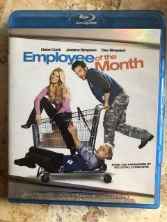 Employee of the Month blu-ray dvd