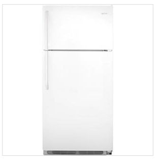 Looking for garage fridge with freezer in good condition