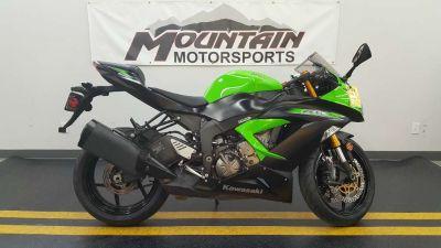 2014 Kawasaki Ninja ZX -6R SuperSport Motorcycles Ontario, CA
