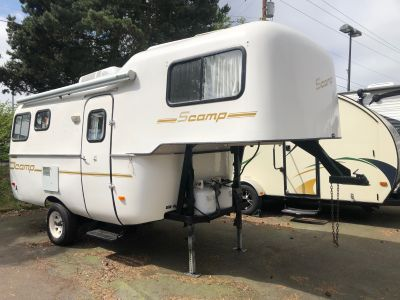 2007 Scamp 19ft Delux