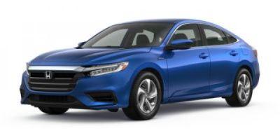 2019 Honda Insight EX (LUNAR SILVER)