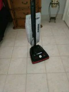 Vacuum Cleaner Eureka Upright
