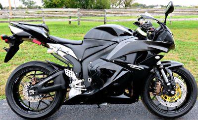 2009 Honda CBR 600RR ABS SuperSport Motorcycles Marengo, IL