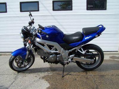 2004 Suzuki SV650 Sport Motorcycles Ferrisburg, VT