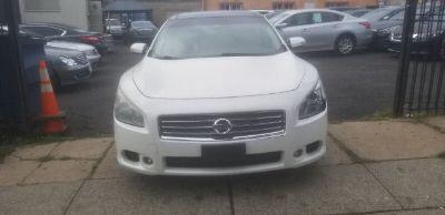 2009 Nissan Maxima 3.5 SV (White)