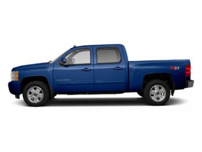 2010 Chevrolet Silverado 1500 LT (Imperial Blue Metallic)