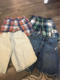 Size 6 short lot! 4 for $3! PPU Stonegate. Polo, CP, Faded Glory