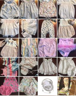 Baby girl clothes all sizes